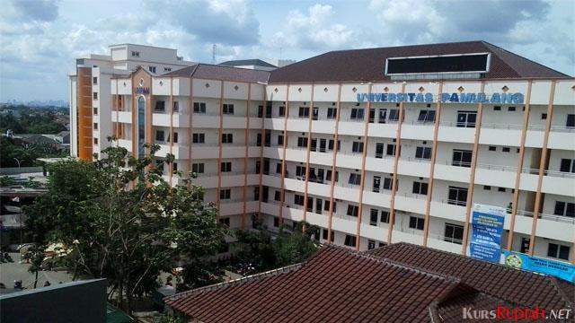 Gedung Universitas Pamulang